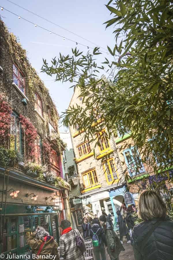 Secret London - Neal's Yard