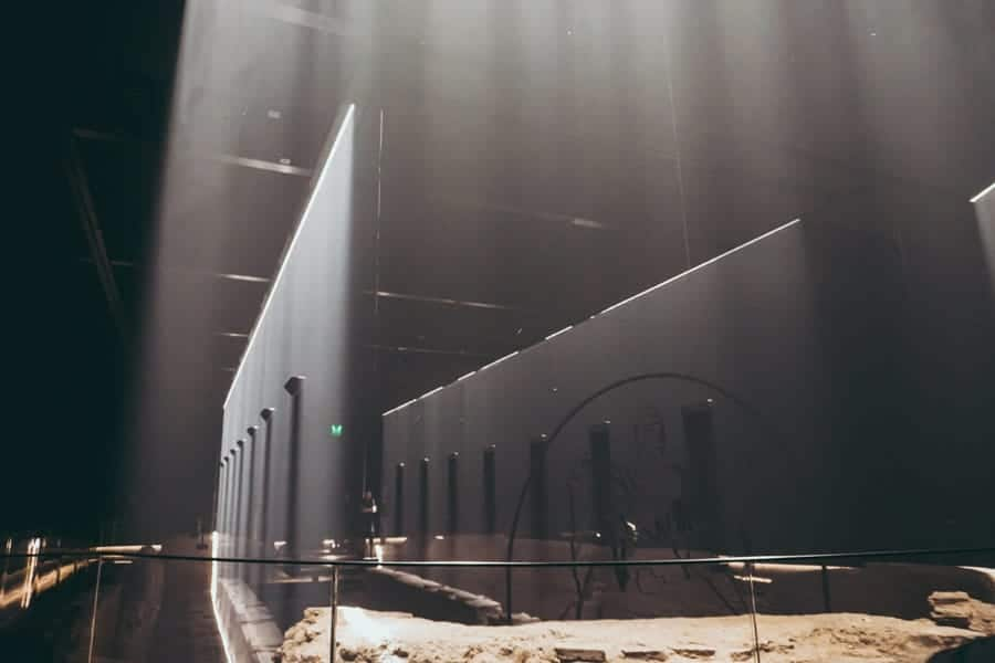 Temple of Mithras Installation